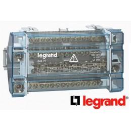 Repartidor riel 4P 160A 10 Modulos 15 Conexiones Legrand 4879
