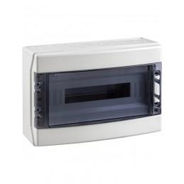 Caja automaticos superficie estanca 18 elementos Ide CDN18PT