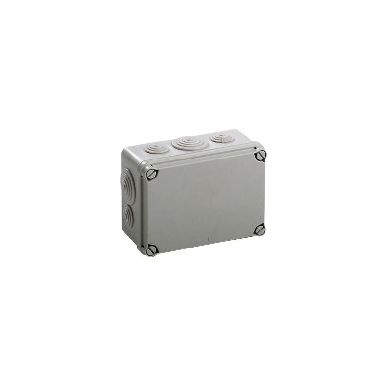 Caja de registro estanca 162x116x76mm
