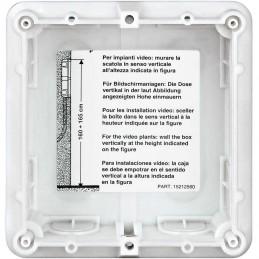 Caja de empotrar 1 modulo Robur Bticino 350010