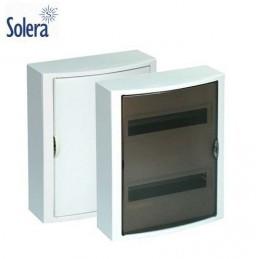 Caja automaticos superficie 28 elementos puerta opaca Solera 5281
