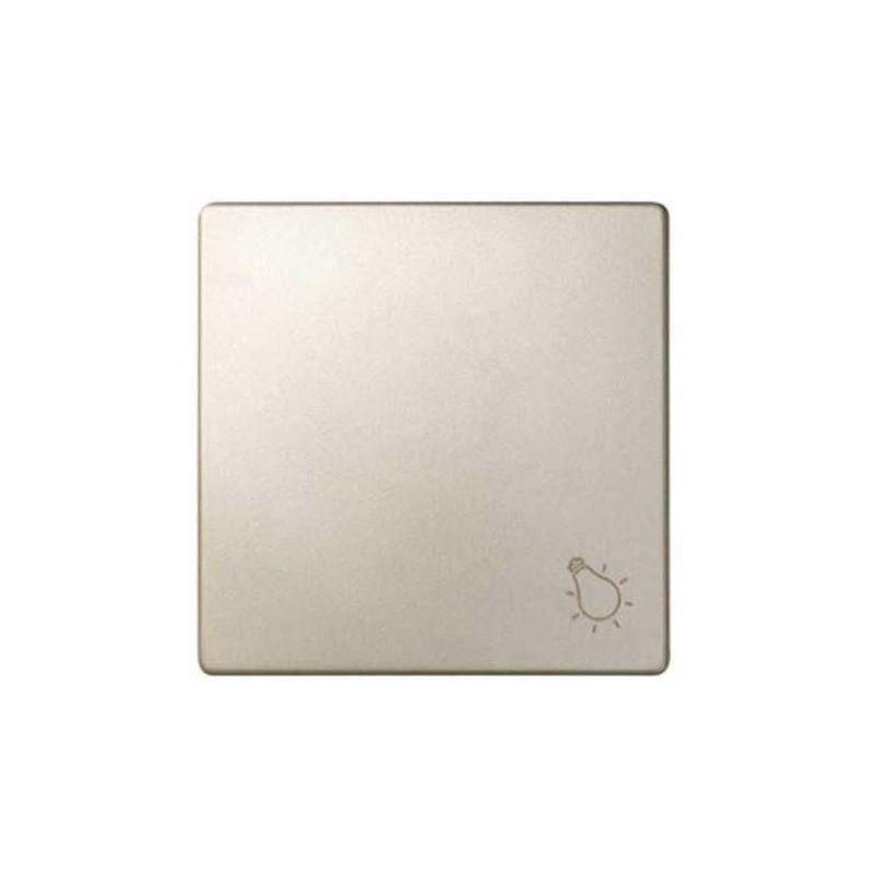 Tecla pulsador luz ancha cava Serie 82 Simon 82018-34