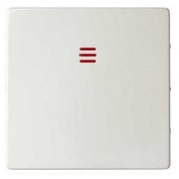 Tecla interruptor conmutador cruze con visor ancha blanca Serie 82 Simon 82011-30
