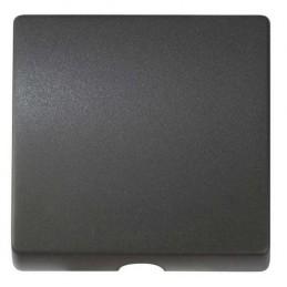 Tecla salida de hilos ancha grafito Serie 82 Simon 82051-38