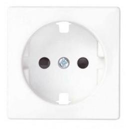 Tapa enchufe schuko TT seguridad blanca Serie 82 Simon 82041-30