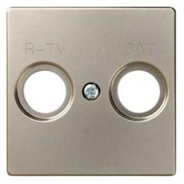 Tapa toma R-TV SAT ancha cava Serie 82 Simon 82097-34