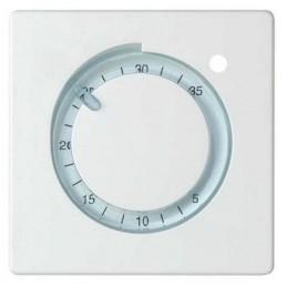 Tecla para termostatos ancha blanca Serie 82 Simon 82505-30