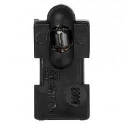 Soporte con lampara neon para conmutadores y cruzamientos de las Series 31 75 82 88 Simon 31803-31