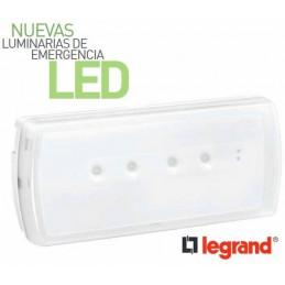 Emergencia Led Ura21Led 200 Lumenes Legrand 661608