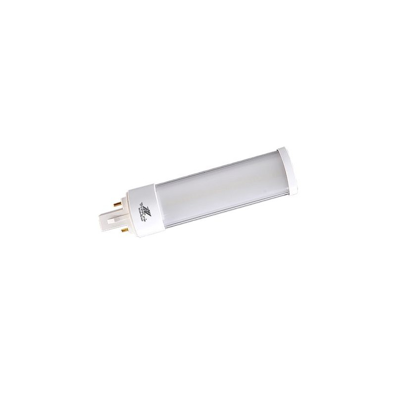 Lampara led pl g24 9w 230v blanco calido 3000ºk Threeline PL40BC