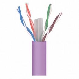 Cable red rj45 categoria 6 utp libre halogenos