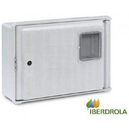 Caja General de Proteccion y Medida CPM1-D2-M para 1 contador monofasico