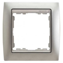 Marco 1 elemento aluminio...