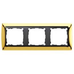 Marco 3 elementos oro...