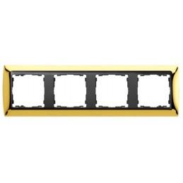 Marco 4 elementos oro...