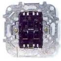 Doble conmutador Niessen 8122