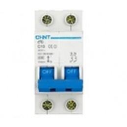 Magnetotermico 2P 25A Chint eB-2-25C6
