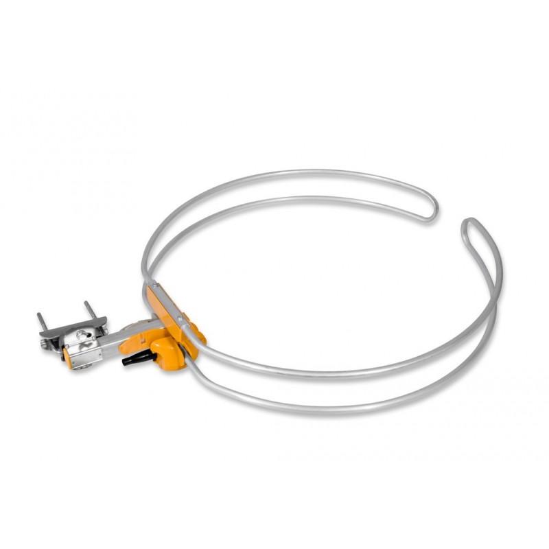 Antena circular FM ganancia 1dB 500mm Televes 1201