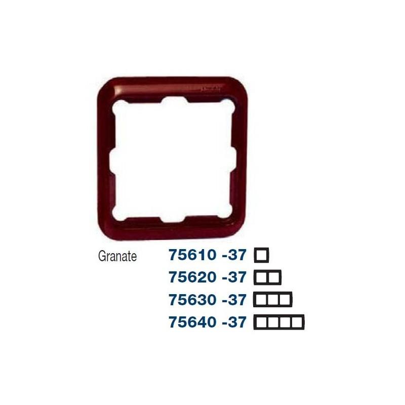 MARCO 2 ELEMENTOS GRANATE SIMON 75620-37