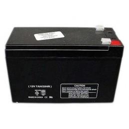 Bateria de plomo recargable 12V 7Amp