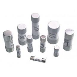Fusible C20 10x38 1Amp cilindrico ceramico