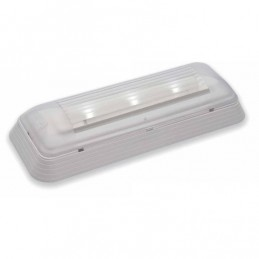 Emergencia Led Permanente Dunna DL60 100 Lumenes Normalux