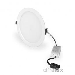 DOWNLIGHT LED 20W EMPOTRAR BLANCO LUZ CALIDA CIFRALUX 102320C