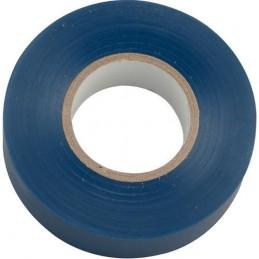 Cinta aislante adhesiva azul 20 m x 19 mm
