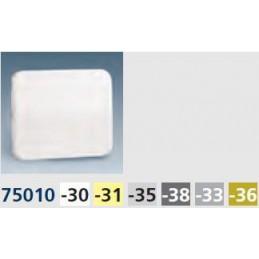Tecla interruptor conmutador cruze ancha marfil Serie 75 Simon 75010-31