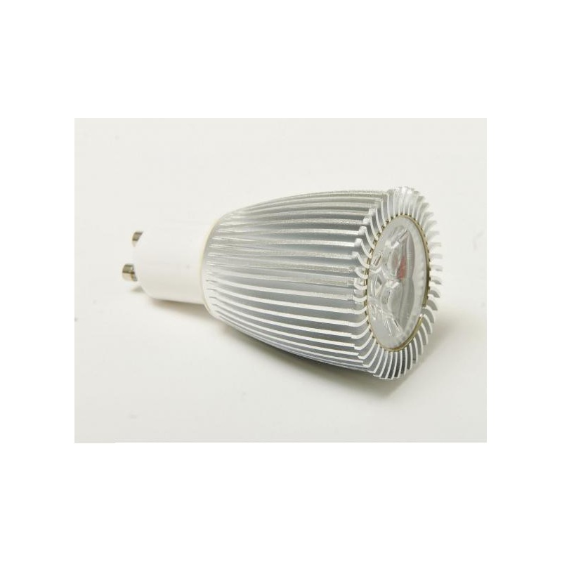 LAMPARA LED 9W GU10 230V 60º DICROICA BLANCO FRIO 6000K SOLBRIGHT