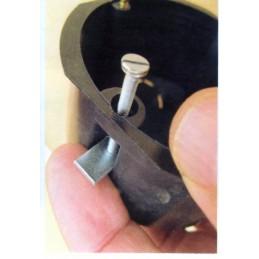 Caja mecanismo 1 elemento para empotrar en pladur