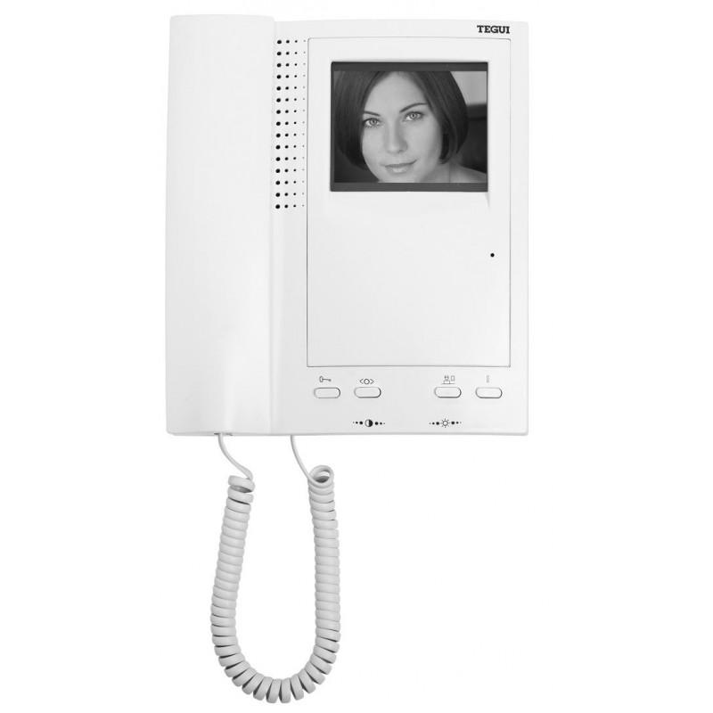 Monitor blanco y negro M71 S7 convencional Tegui 374400