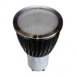 Bombilla dicroica led 5w gu10 230v 150º blanco frio 5850k 816lm Agfri 2121
