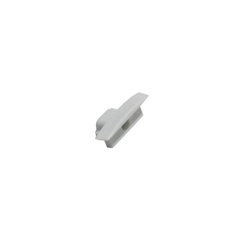 Tapa lateral para perfil de aluminio de empotrar Agfri 15252