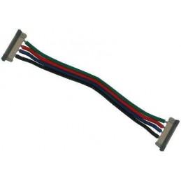 Conector empalme Tiras Led RGB Colores Agfri 15281