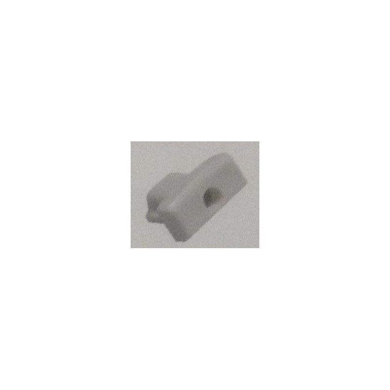 Tapa lateral para perfil de aluminio de superficie Agfri 15243