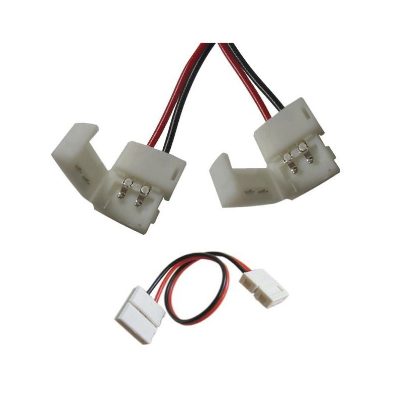 Conector empalme para tiras de leds SMD 5050 Agfri 15282