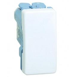 Interruptor estrecho blanco Simon 27101-64