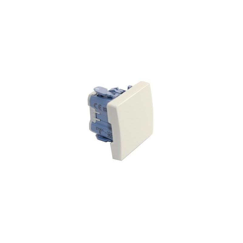 Interruptor unipolar ancho marfil Simon 27101-62