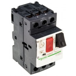 Disyuntor Guardamotor regulable de 6 a 10 Amp GV2ME14 Telemecanique