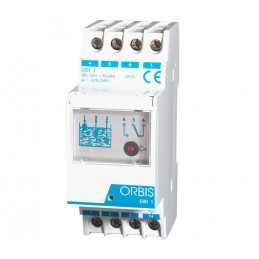 Rele EBR-1 control nivel de liquidos electronico modular Orbis OB230130