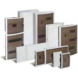 Caja automaticos empotrar 18 elementos puerta opaca Solera 8685