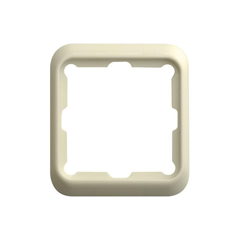 Marco 1 elemento marfil Serie 75 Simon 75610-31