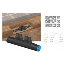 Manguito MTP-95 bimetalico redes subterraneas BT 50-95mm2 Niled