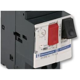 Disyuntor Guardamotor regulable de 9 a 14 Amp GV2ME16 Telemecanique