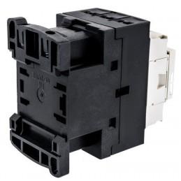 Contactor riel 3 polos 18Amp 1NA 1NC 400V Telemecanique LC1D18V7