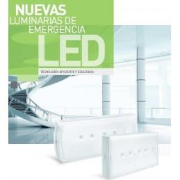 Luz Emergencia Led 100Lm Ura21Led Legrand 661602