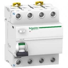 Diferencial 4P 40A 30mA Schneider Electric A9R81440
