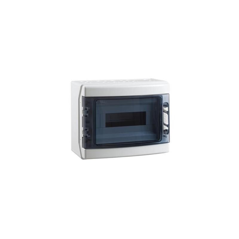 Caja automaticos superficie estanca 12 elementos Ide CDN12PT