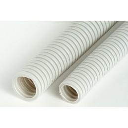 100 Mts Tubo Corrugado 20mm Libre Halogenos Flexible Artiglas